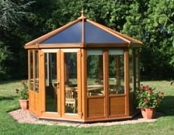 Garden Building Testimonial
